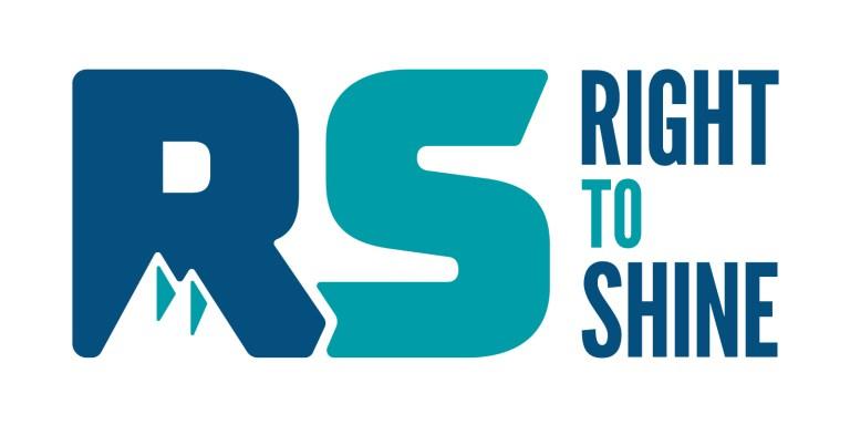 Right to Shine logo
