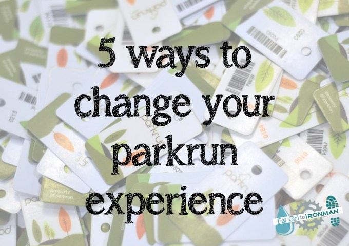 5 ways to change your parkrun experience