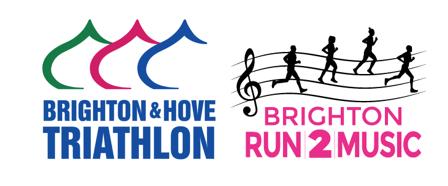 Brighton and Hove Triathlon logo