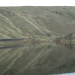 The Upper Ogden Reservoir.