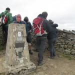 The highest point of Yorkshire...in Cumbria!