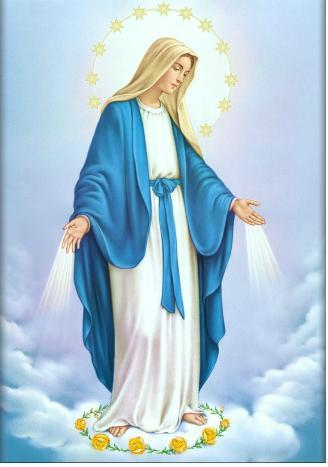 The Most Holy Name of the Blessed Virgin Mary
