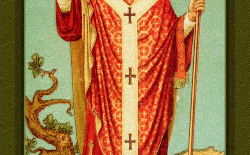 Saint Boniface, Bishop and Martyr