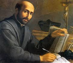 Saint Ignatius of Loyola, Priest