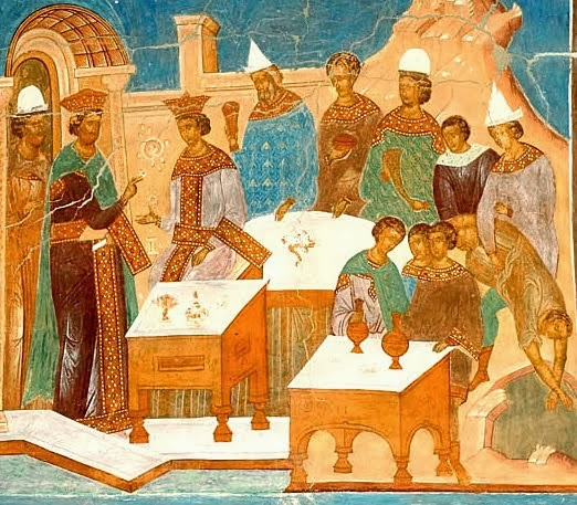 The Twenty-eighth Sunday of Ordinary Time