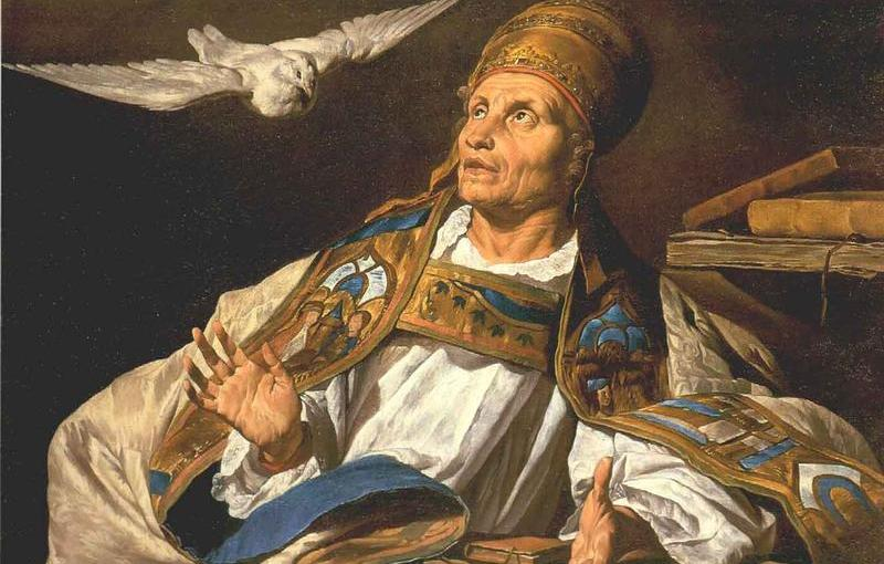 Pope Saint Gregory the Great, Doctor of the Church