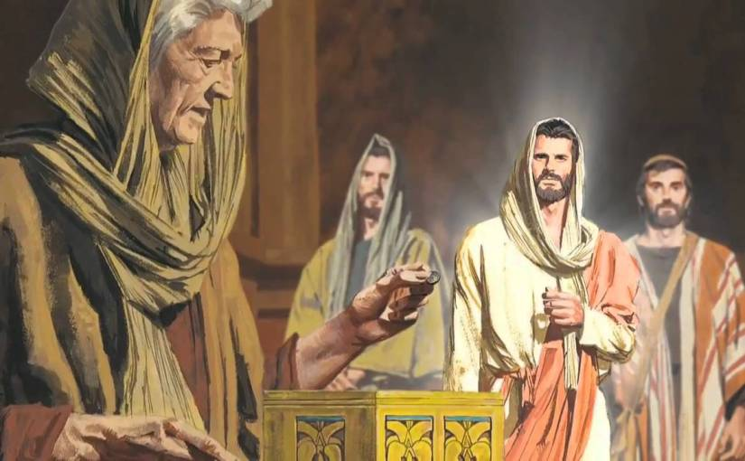 """The Thirty-second Sunday of Ordinary Time: Going """"All In"""""""