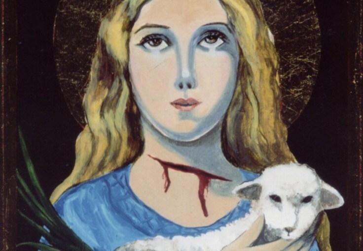 Saint Agnes, Virgin & Martyr