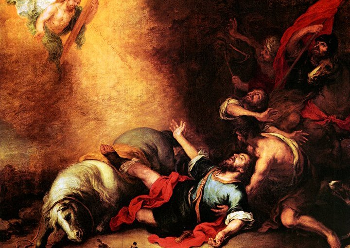 The Conversion of Saint Paul, Apostle