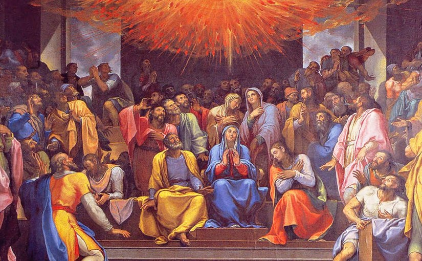 The Solemnity of Pentecost