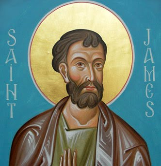 Saint James, Apostle
