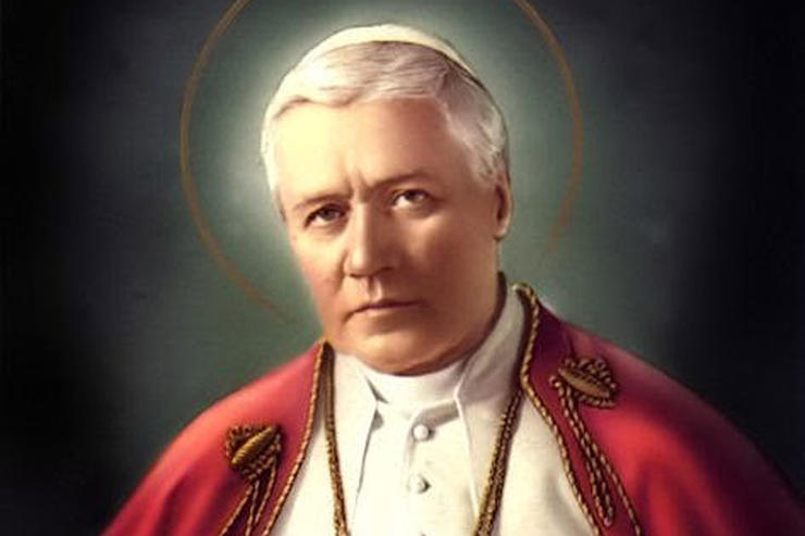 Saint Pius X, Pope