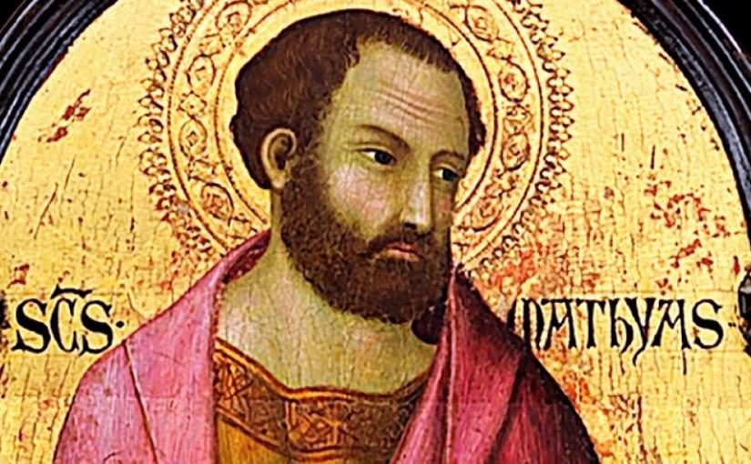 Saint Matthias, Apostle