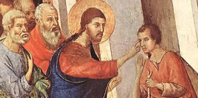 The Twenty-third Sunday of Ordinary Time