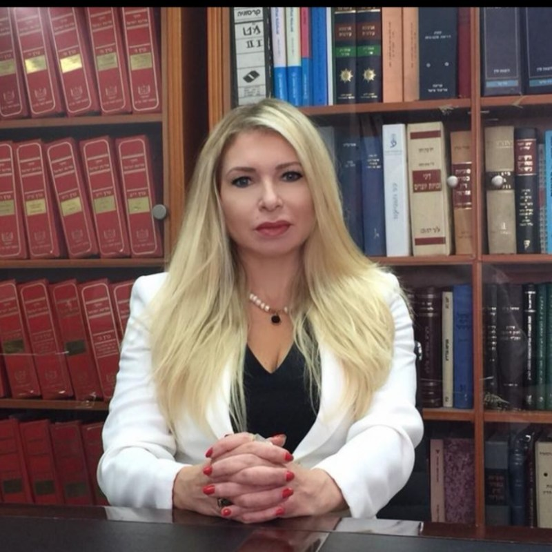 עורכת הדין מירית ענתבי