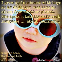 My Daughter the Alien