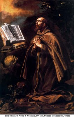 St Peter of Alcantara