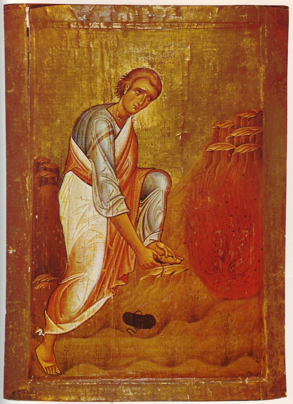 3rd Sunday of Lent, Year C
