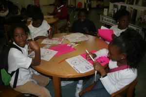 Liberty City Elementary School Children