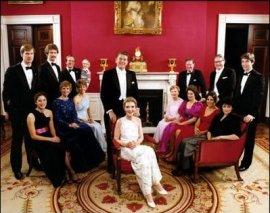 Ronald Reagan Family