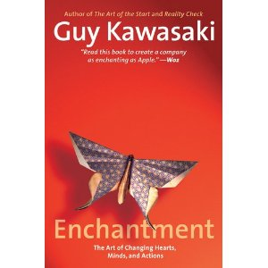 Guy Kawasaki Enchantment Book