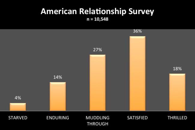 American Relationship Study