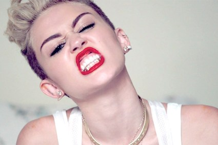 Miley Cyrus twerking and tonguing has moms aghast