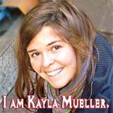 Facebook Profile Picture: I am Kayla Mueller.