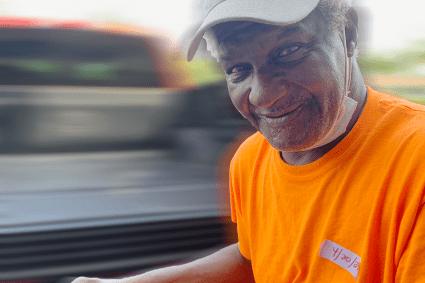Facing Coronavirus, a Miami Homeless Veteran Finds He is Not Alone