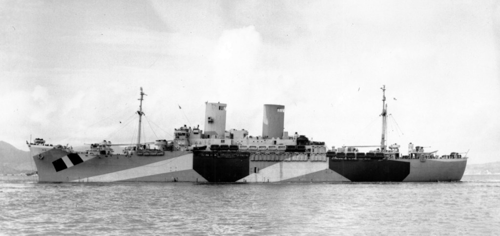 Picture of USNS General John Pope