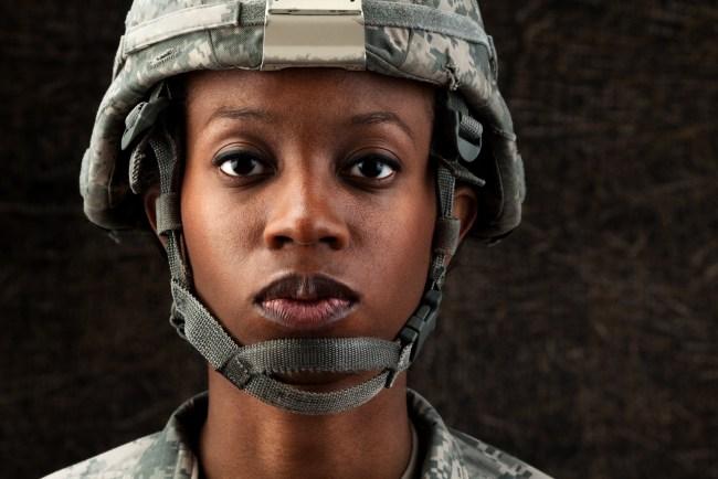 Female Soldier