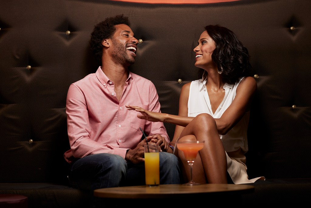 Couples are talking more to get in the mood for sex