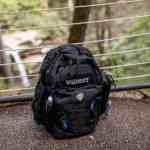 Swanky Beaver #DADDUTY Diaper Bag Backpack