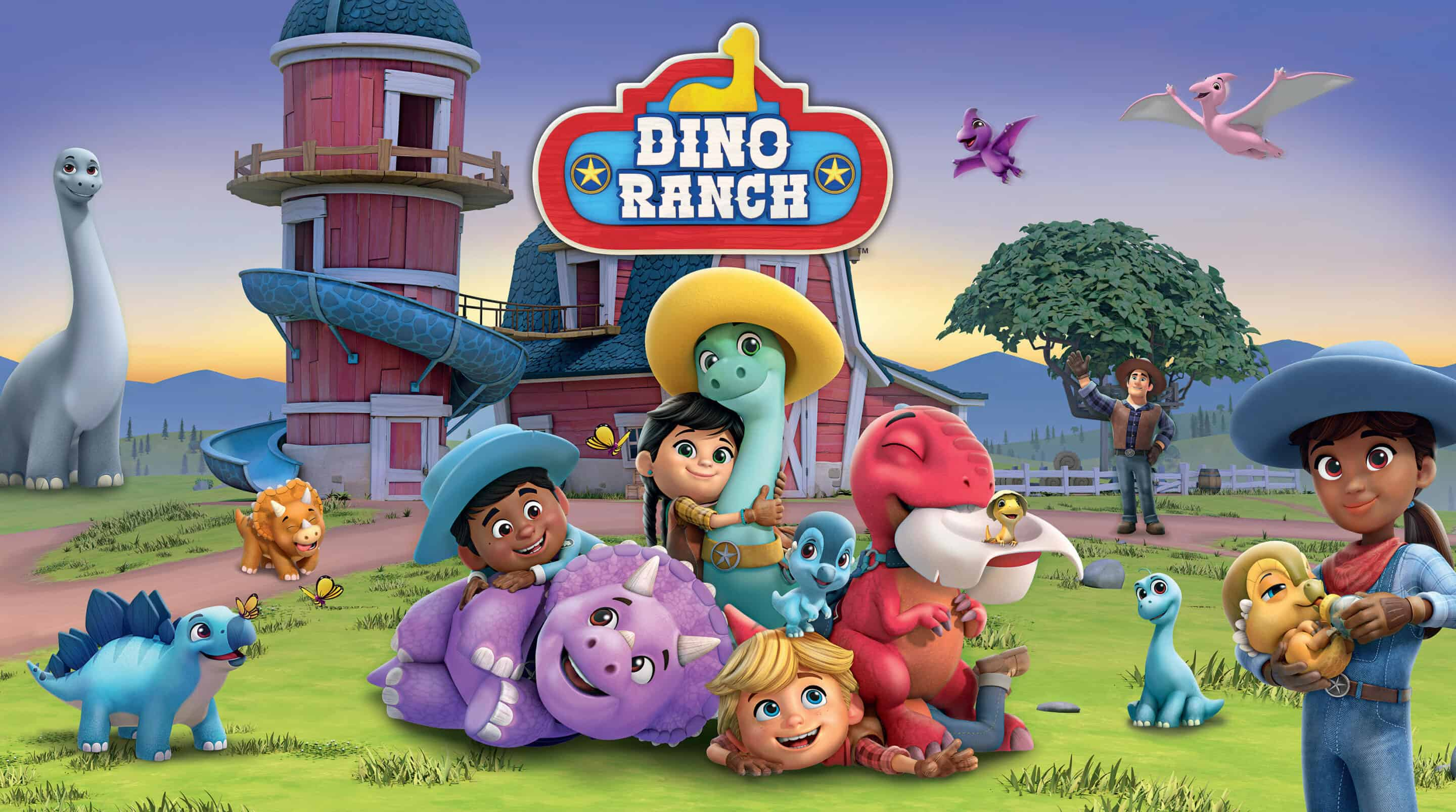 """New Episodes of """"Dino Ranch"""" Arriving on 11/3 on Disney+"""