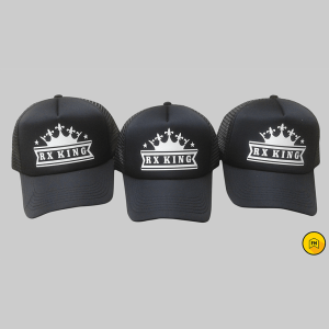 trucker logo rx king