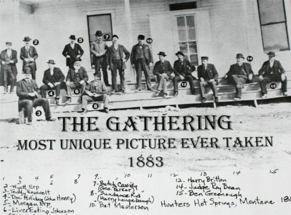 The Gathering – 1883