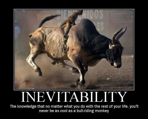 inevitability