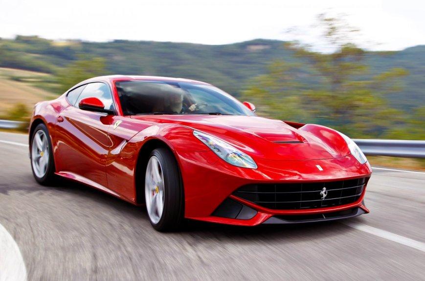 7-Ferrari f12 Berlinetta