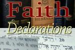 The Power of Prophetic Declarations