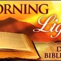 Morning Light – John 04 Part 1