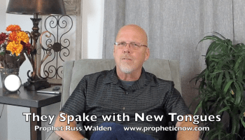 Overcoming Hinderances to Speaking in Tongues