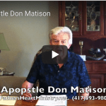 Apostle Don Matison (Video)