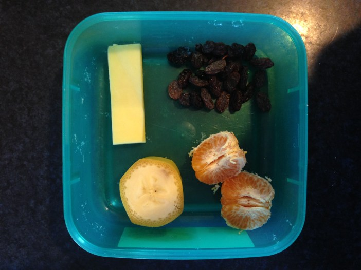 Each snack matches to a beginning sound..