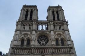 Towers of Notre-Dame de Paris