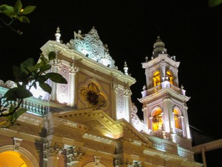Salta's Cathedral (1882)