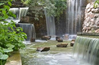 Waterfalls of Cerro San Bernardo