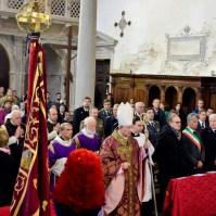 Commemorazione dei Fedeli Defunti a Venezia con il Patriarca Francesco Moraglia, Araldi del Vangelo-009