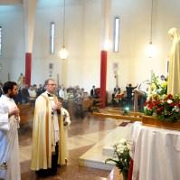 Messa di azione di grazia per il centenario delle apparizioni della Madonna a Fatima a Oriago (VE)-005