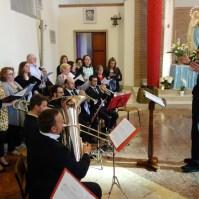 Messa di azione di grazia per il centenario delle apparizioni della Madonna a Fatima a Oriago (VE)-007