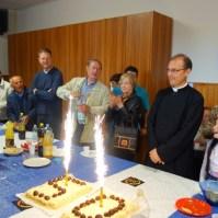 Messa di azione di grazia per il centenario delle apparizioni della Madonna a Fatima a Oriago (VE)-021